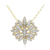Collier en or et Diamant F (LUCENT DIAMONDS)