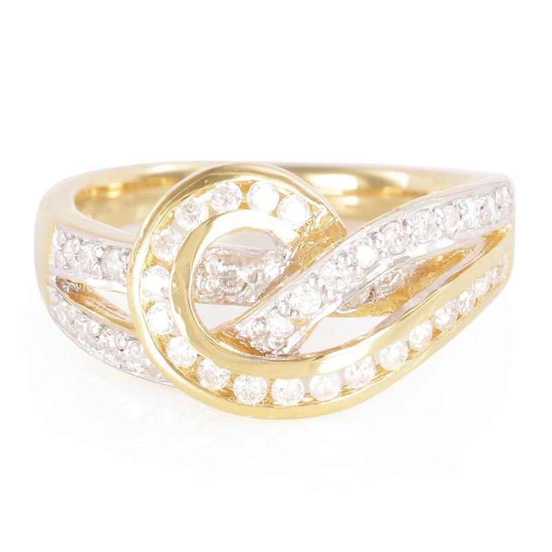 023df51c5e58b1 Bague en argent et Diamant-3859GG   Juwelo Bijouterie