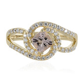 Bague en or et Morganite (Adela Gold)