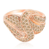 Bague en or et Diamant Rose de France SI (Annette)