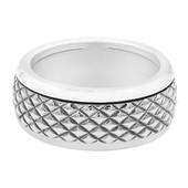 Bague en argent et Diamant (MONOSONO COLLECTION)