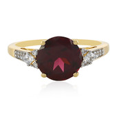 Bague en or et Grenat pourpre royal (Odyssey by Hannah)