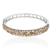 Bracelet en or et Diamant fancy SI1 (CIRARI)