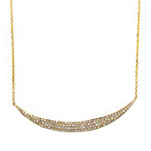 Collier en or et Diamant SI