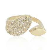 Bague en or et Zircon (Adela Gold)