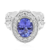 Bague en or et Tanzanite (Dallas Prince Designs)