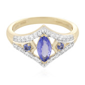 Bague en or et Tanzanite (La Revelle)