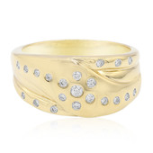 Bague en or et Diamant F (LUCENT DIAMONDS)