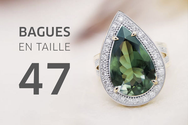 bague or taille 47