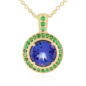 Collier en or et Tanzanite (La Revelle)