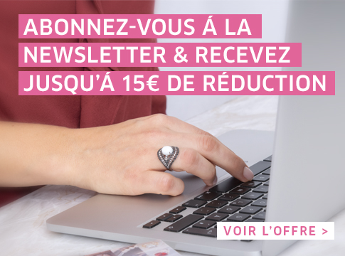 inscription à la newsletter