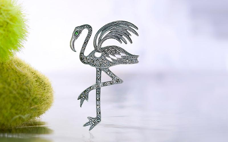bijoux animaliers en forme d'animaux