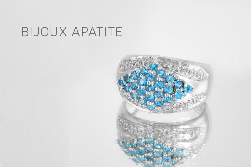 Bijoux en Apatite à commander en ligne