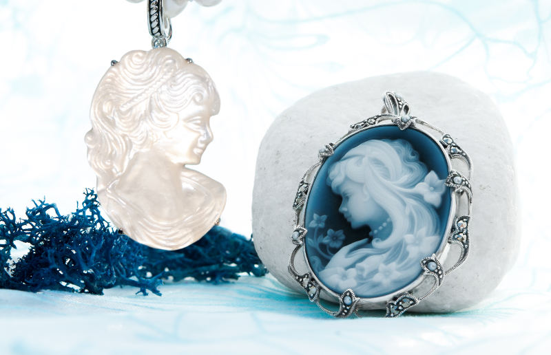 bijoux en agate