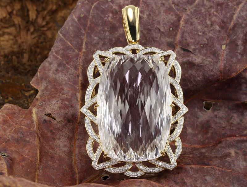 Bijoux en Goshénite sur la bijouterie en ligne