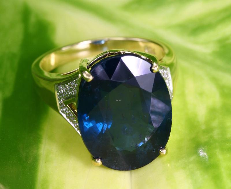 Bijoux en kyanite