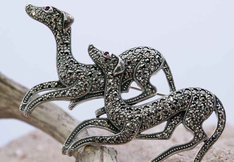Bijoux en Marcassite