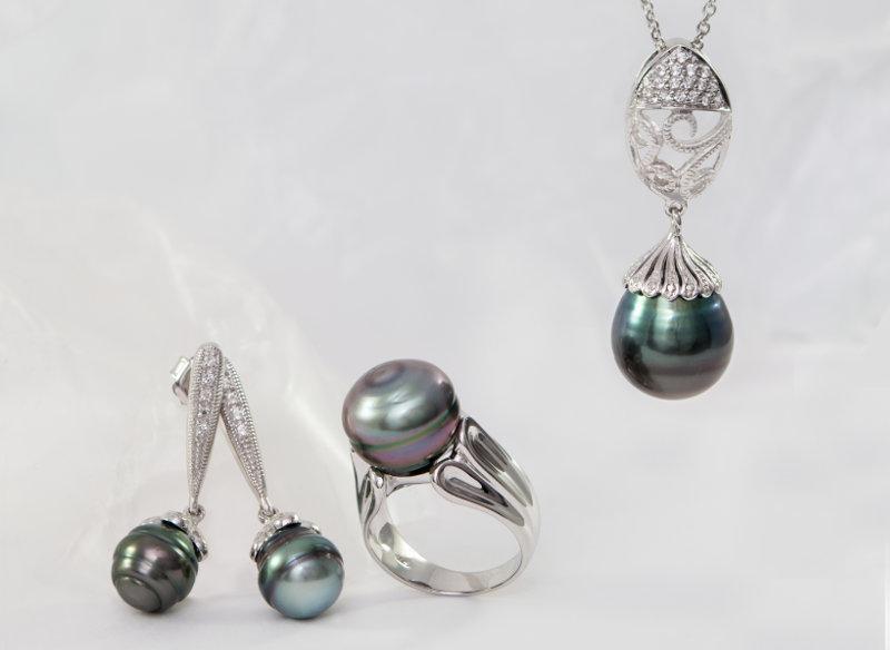Bijoux en perle com