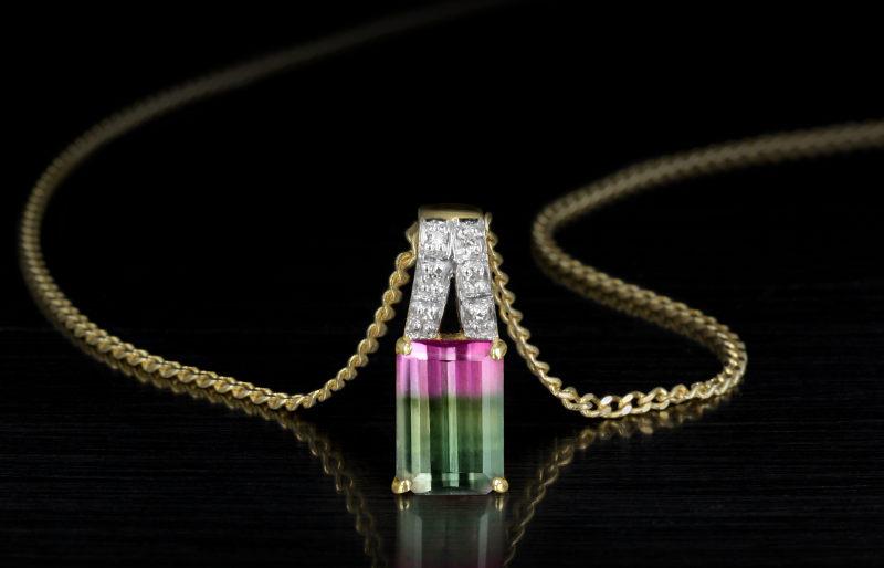 bijoux en tourmaline