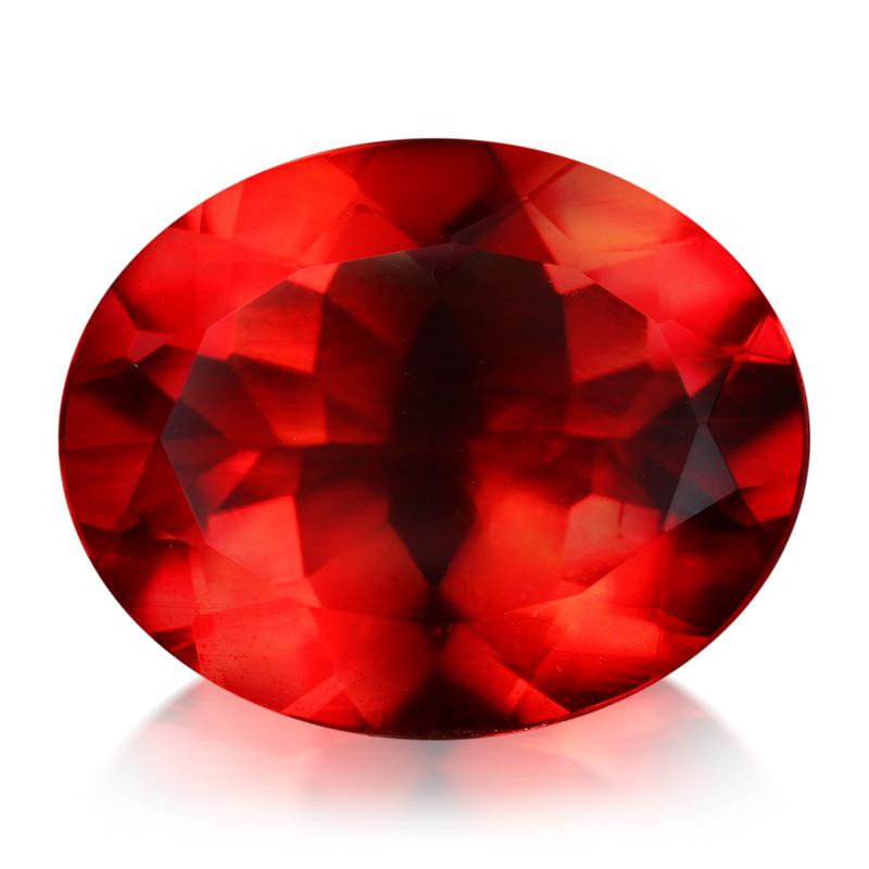 Andésine rouge AAA