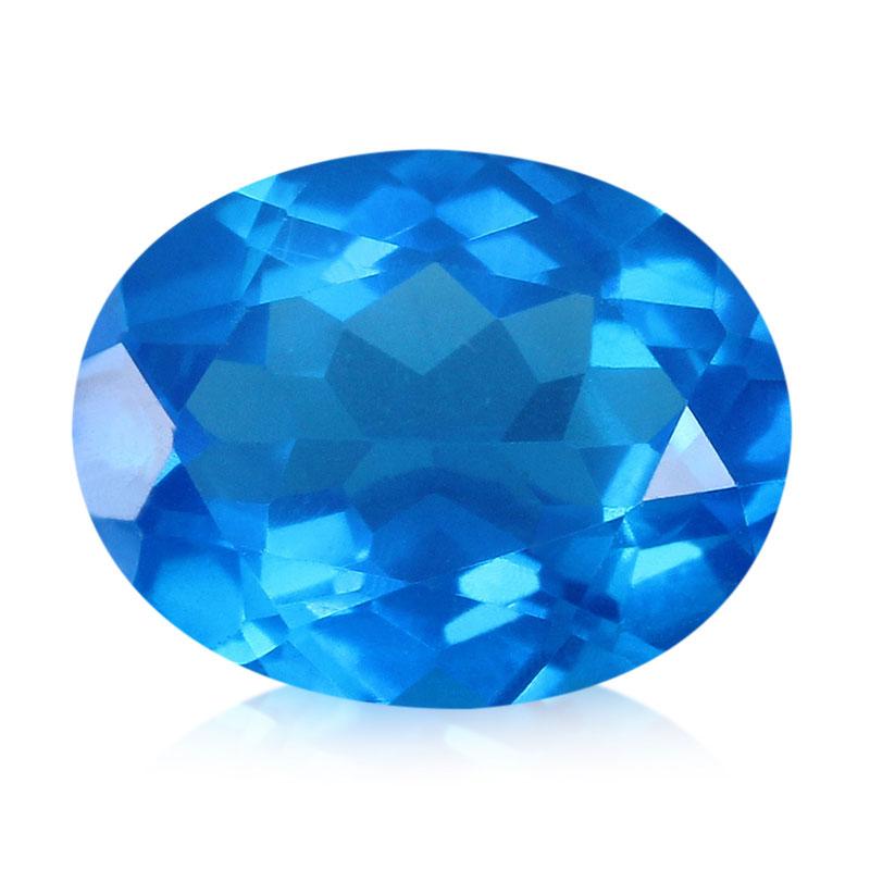 L'Apatite bleu néon