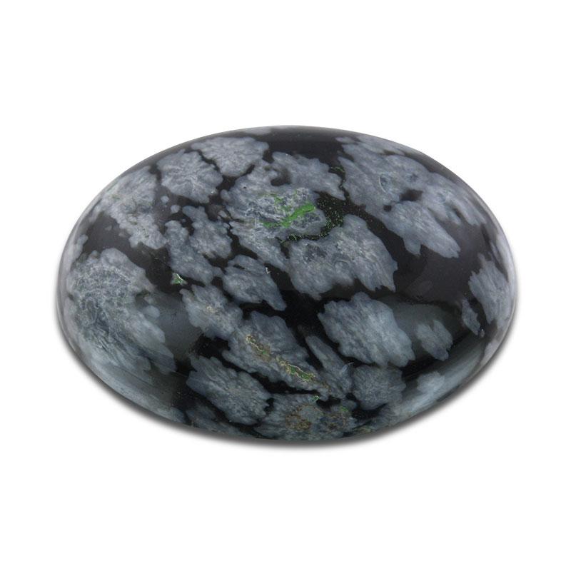 Obsidienne cabochon