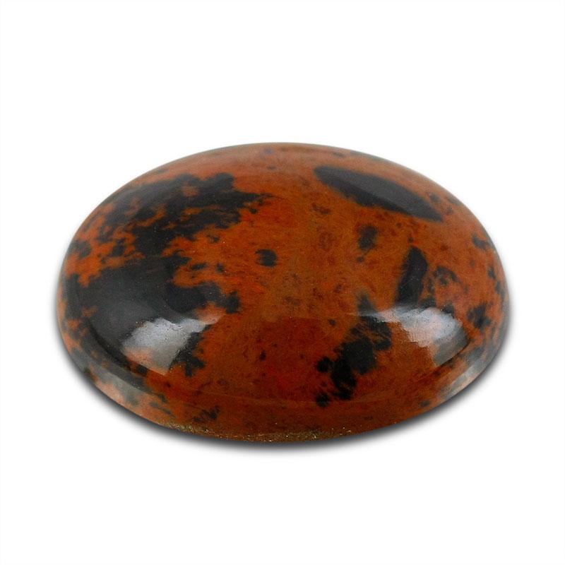 Obsidienne mohagany
