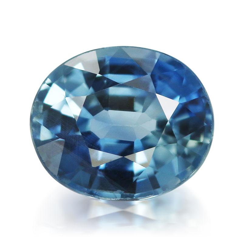 Le Saphir bleu du Laos