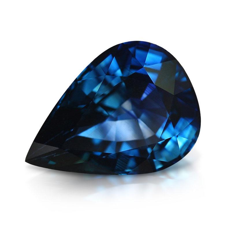 Le Saphir bleu de Mambila