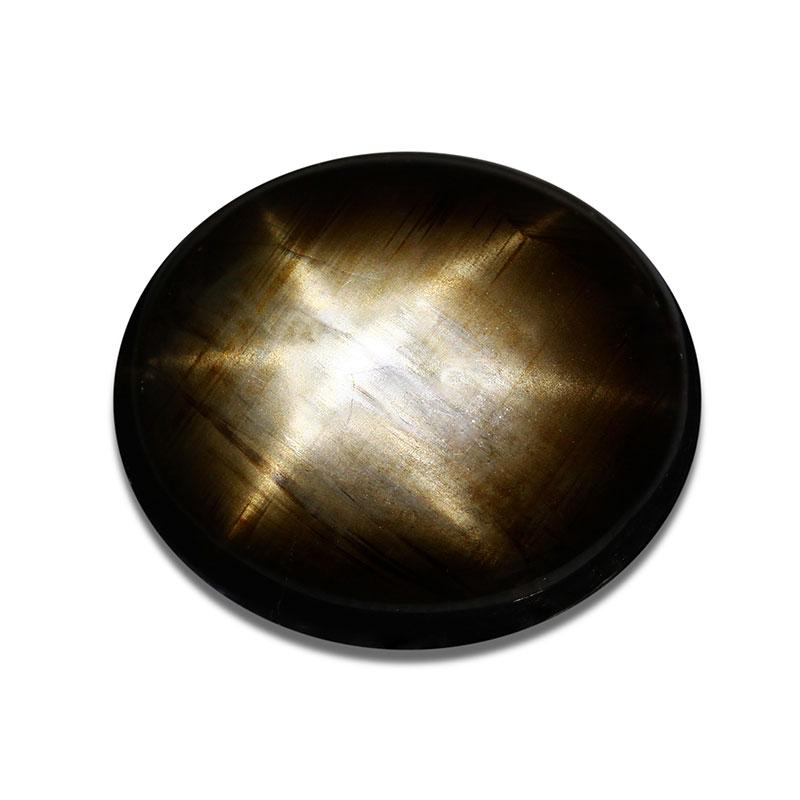 Le Saphir noir étoilé