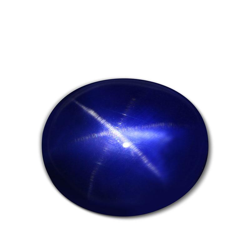 Le Saphir bleu etoile