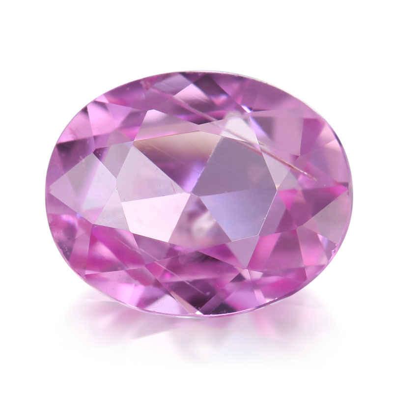Le Saphir de couleur rose