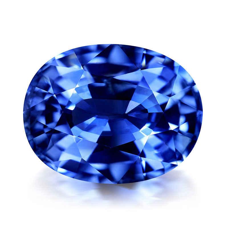 Le Saphir couleur bleu de Tanzanie qualité AAA