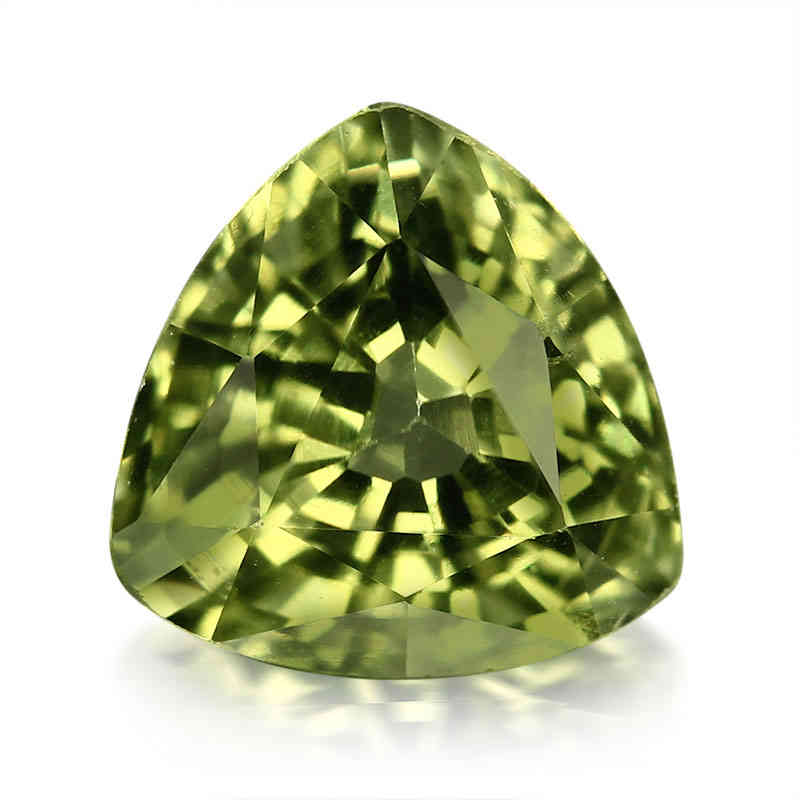 Le Saphir de couleur verte