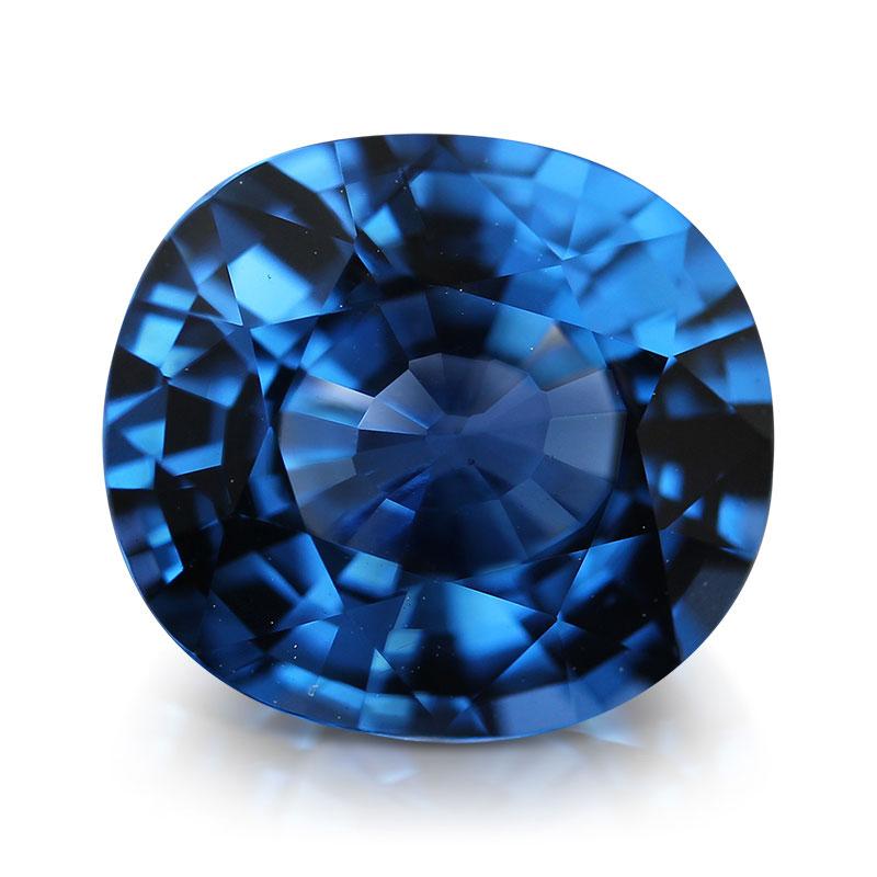 Le Spinelle bleu cobalt