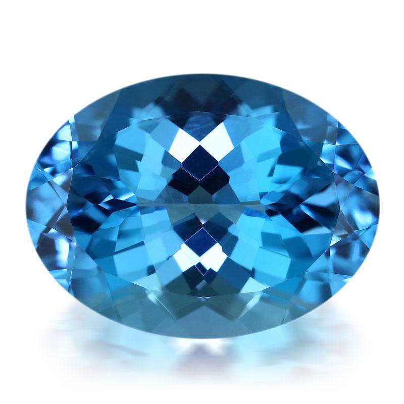 La Topaze bleu Suisse