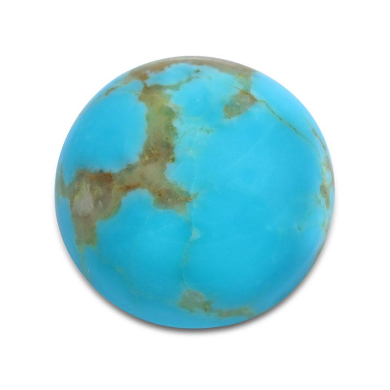 La Turquoise Kingman ronde