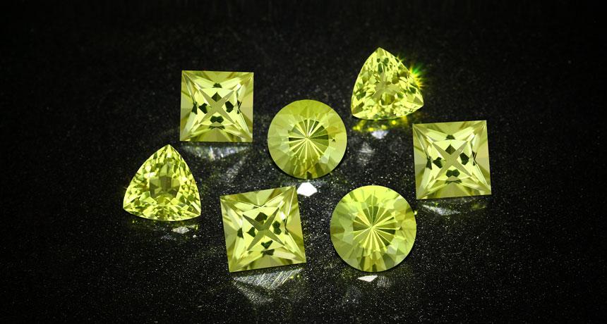 Quartz de l'Ouro Verde - Un Quartz aux splendides couleurs vertes - Juwelo, bijouterie en ligne