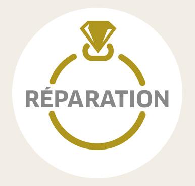 Réparation des bijoux juwelo