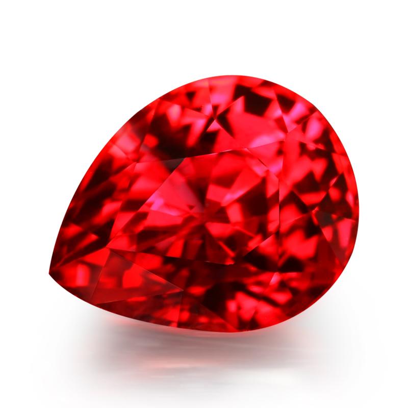 Le rubis est la pierre du signe astrologique du capricorne